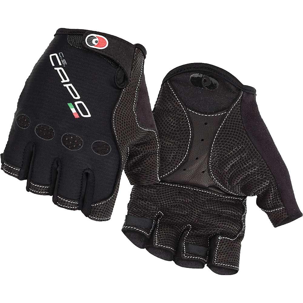 カポ メンズ アクセサリー 手袋【Capo MSR SF Pittards Glove】Black