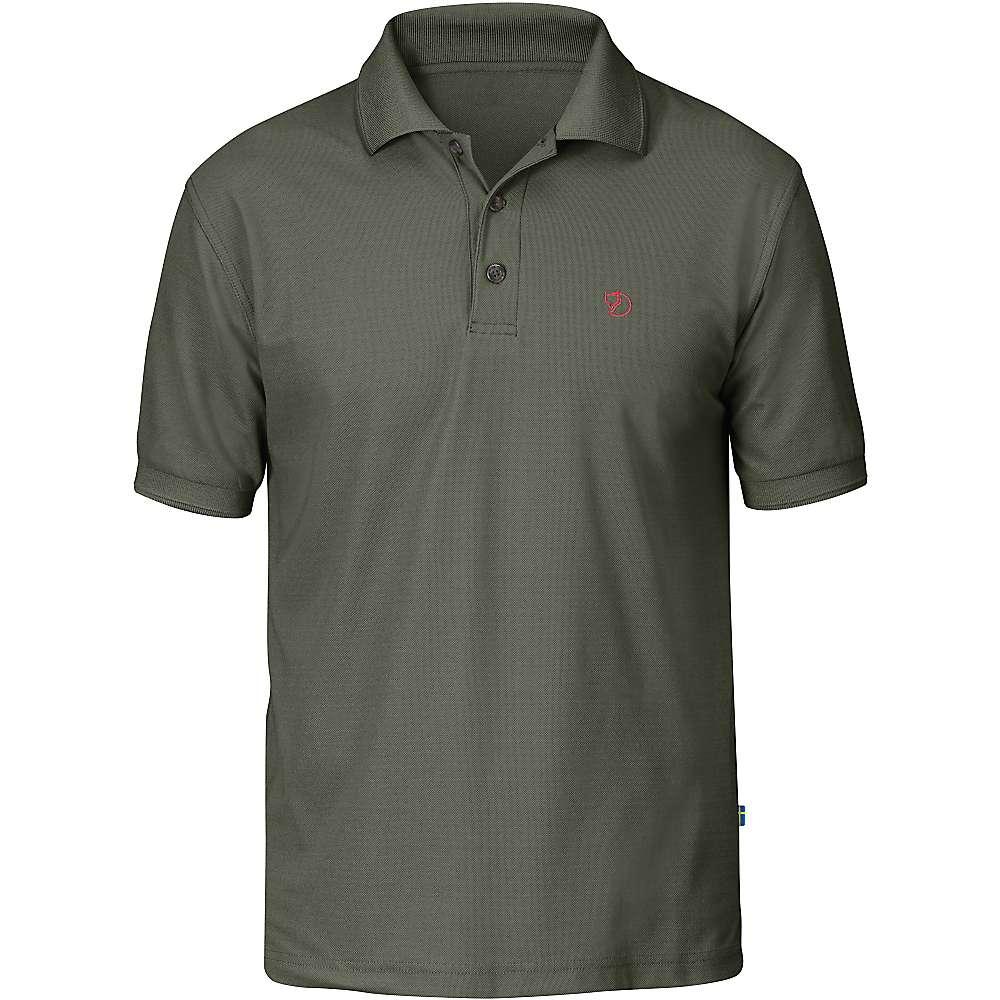 美品  フェールラーベン トップス メンズ トップス 半袖シャツ SS【Fjallraven Pique Crowley Pique SS Shirt】Mountain Grey, 木材 DIY 北零WOOD:9d832d46 --- jagorawi.com