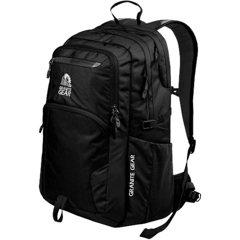 グラナイトギア メンズ ハイキング バッグ【Granite Gear Sawtooth Backpack】Black