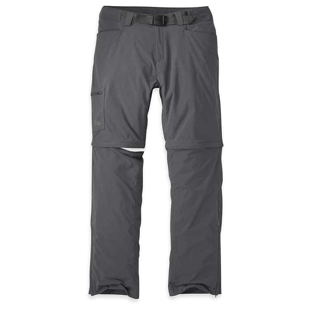 アウトドアリサーチ メンズ ハイキング ウェア【Outdoor Research Equinox Convert Pant】Charcoal