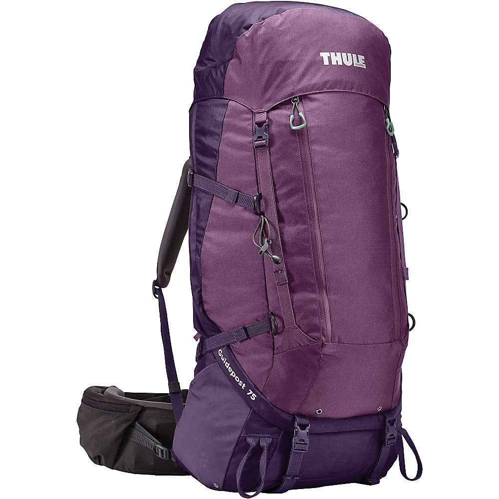 スーリー レディース バッグ バックパック・リュック【Thule Guidepost 75L Backpacking Pack】Crown Jewel / Potion