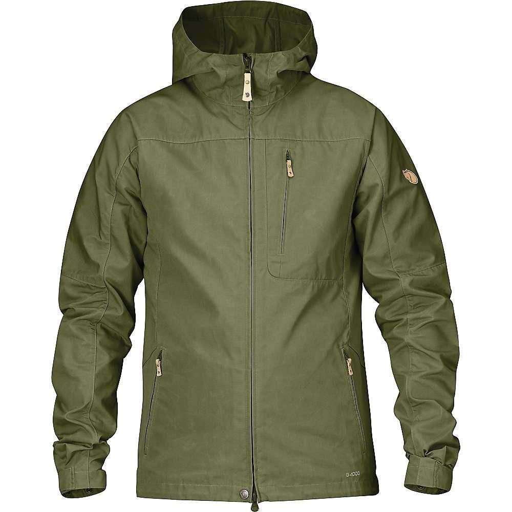 フェールラーベン Fjallraven メンズ ジャケット アウター【sten jacket】Green