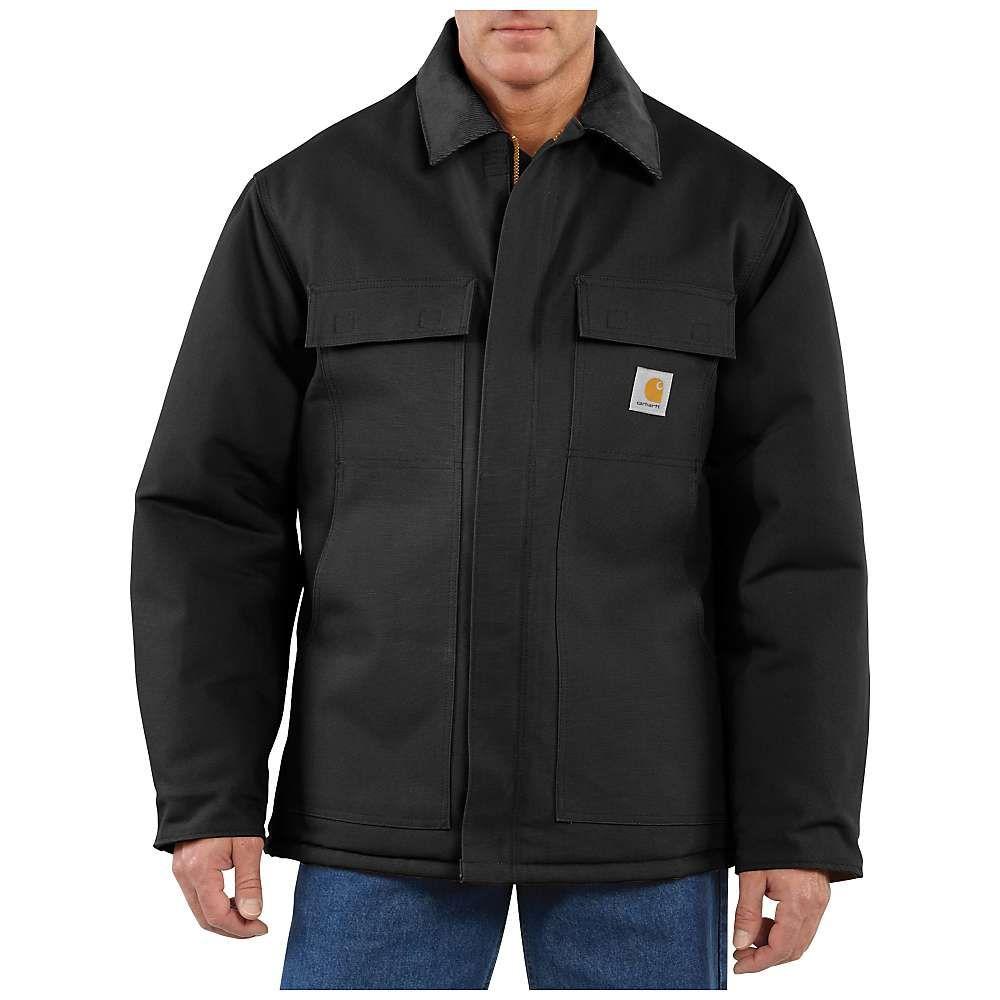 カーハート Carhartt メンズ コート アウター【duck traditional coat】Black