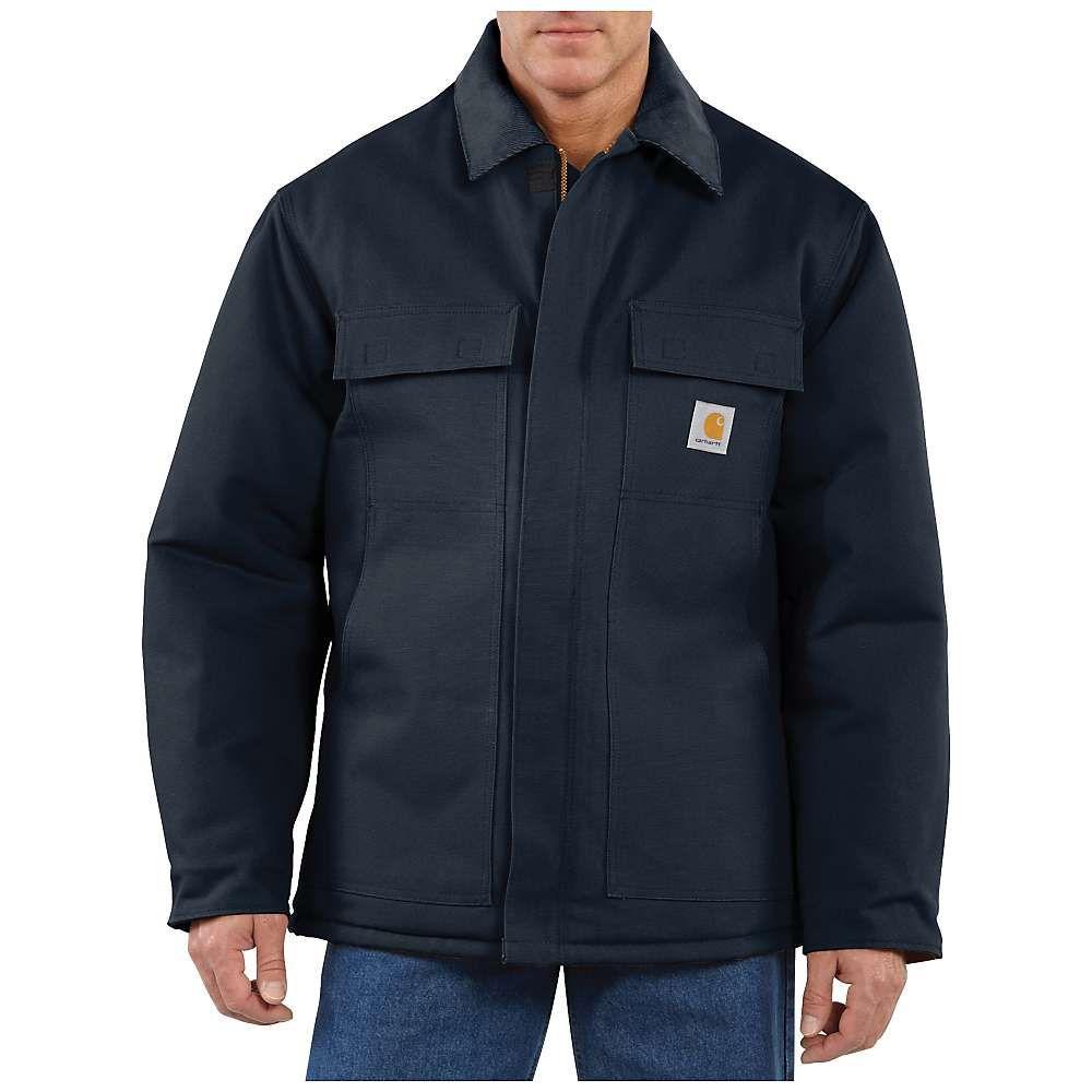 カーハート Carhartt メンズ コート アウター【duck traditional coat】Dark Navy