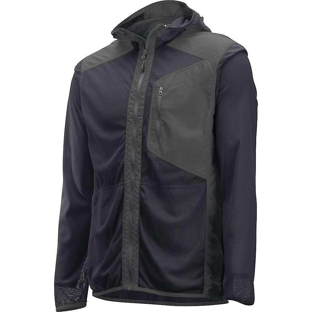 エクスオフィシオ ExOfficio メンズ ジャケット アウター【bugsaway sandfly jacket】Carbon