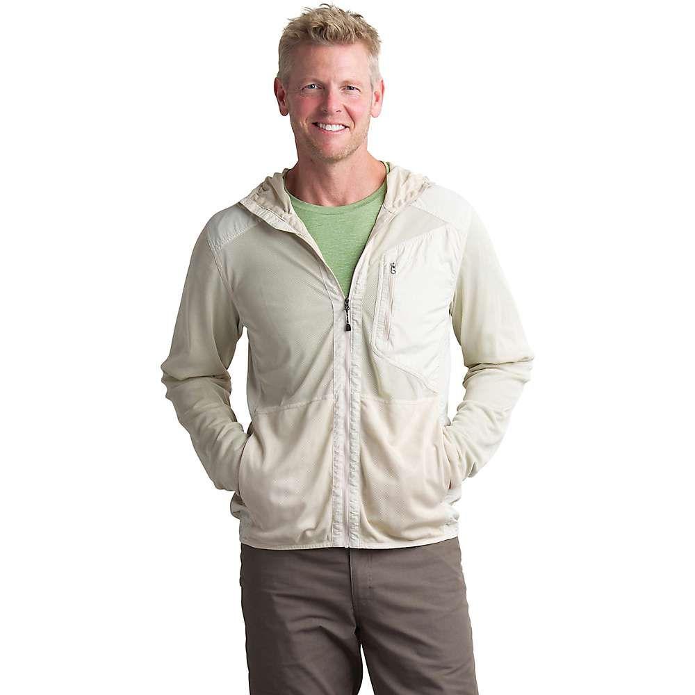 エクスオフィシオ ExOfficio メンズ ジャケット アウター【bugsaway sandfly jacket】Bone