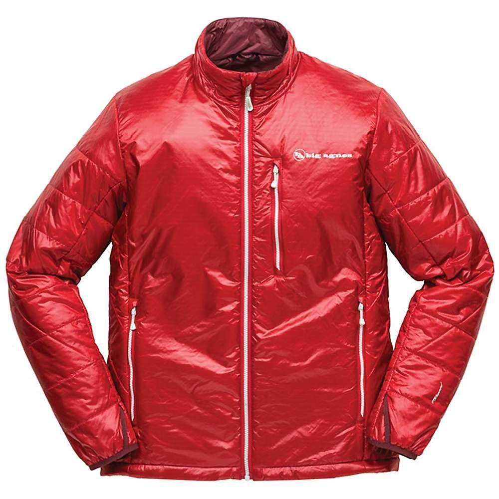 ビッグアグネス Big Agnes メンズ ジャケット アウター【ellis jacket】Red/Burgundy