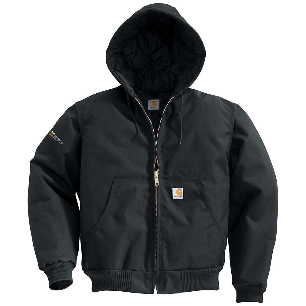 カーハート Carhartt メンズ ジャケット アウター【yukon active jacket】Black