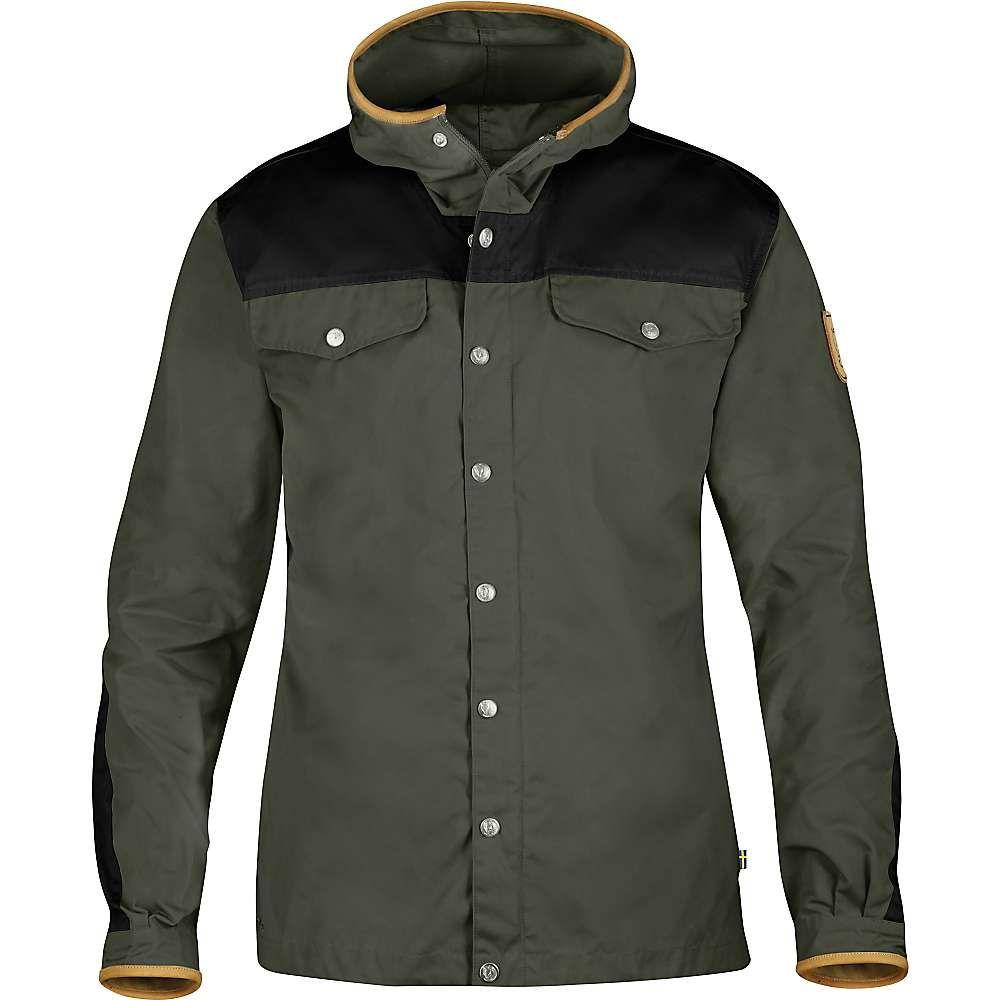 フェールラーベン Fjallraven メンズ ジャケット アウター【greenland no.1 special edition jacket】Mountain Grey/Black