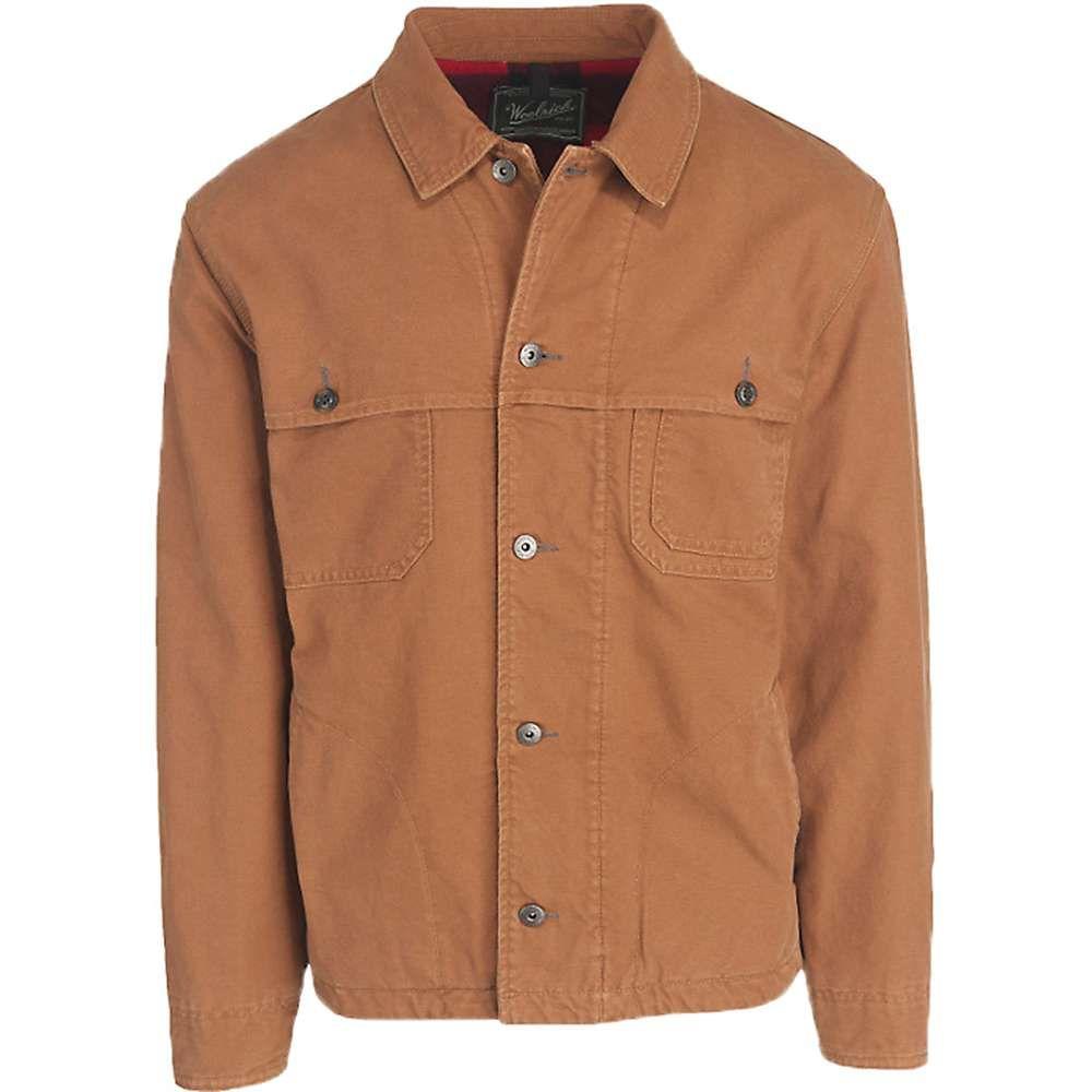 ウールリッチ Woolrich メンズ ジャケット アウター【centerpost wool line jacket】Chicory