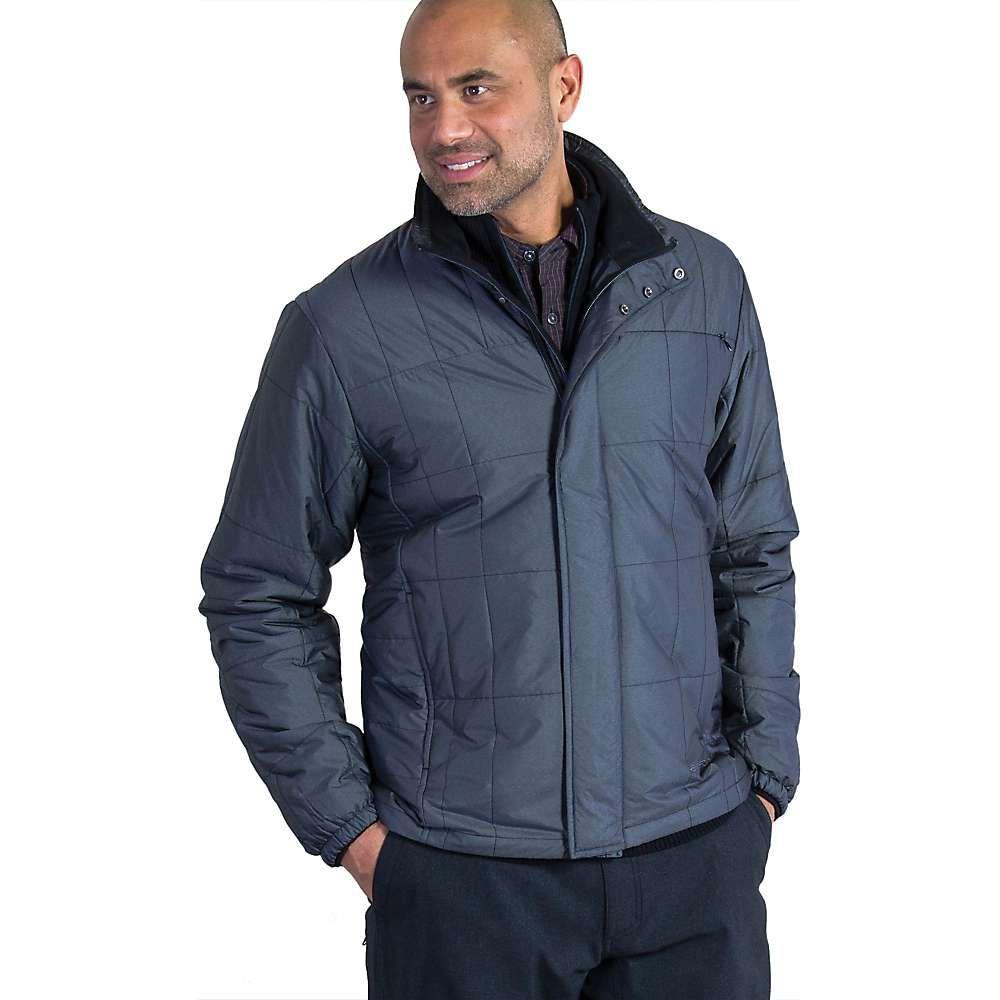 エクスオフィシオ ExOfficio メンズ ジャケット アウター【cosimo jacket】Black