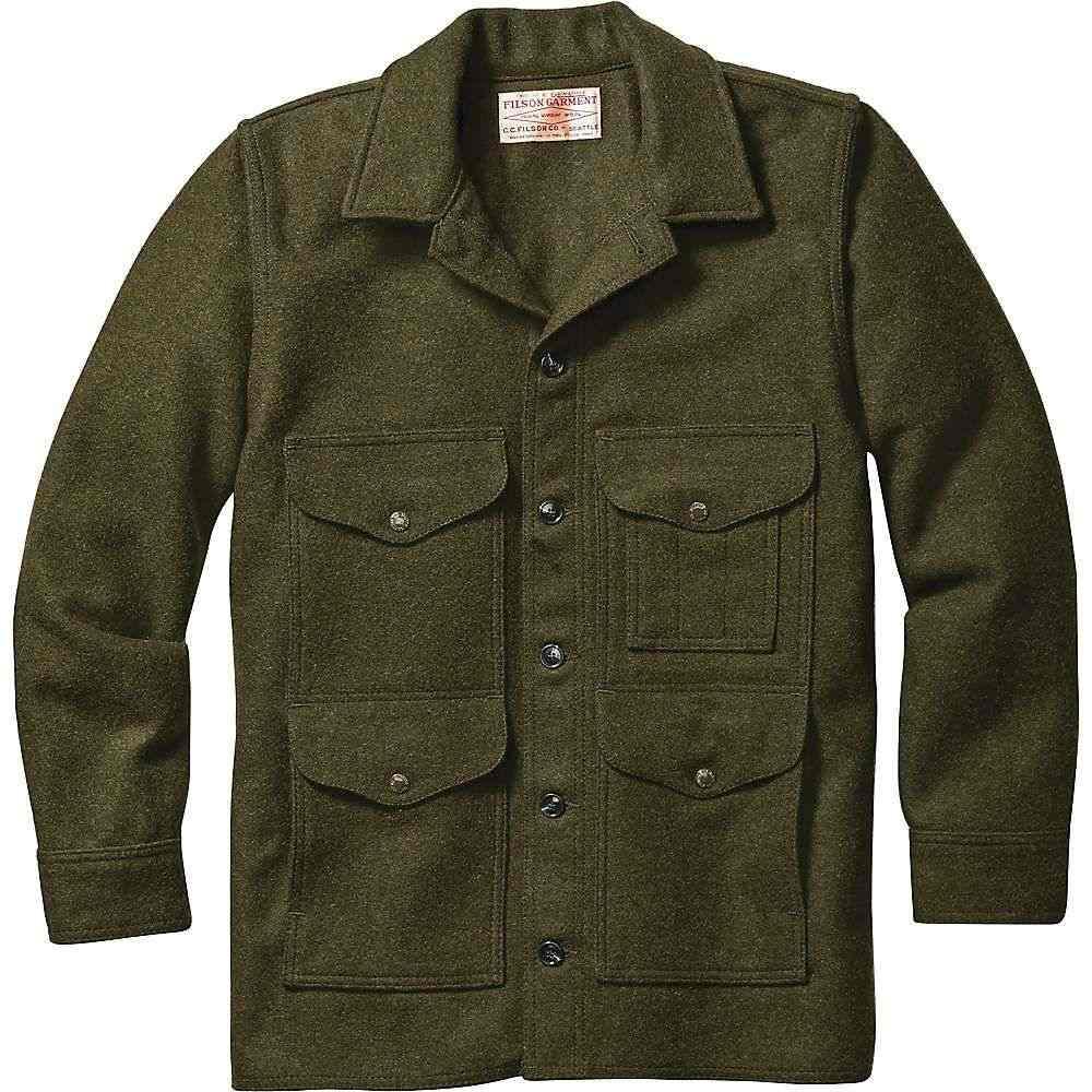 フィルソン Filson メンズ ジャケット アウター【mackinaw cruiser jacket】Forest Green