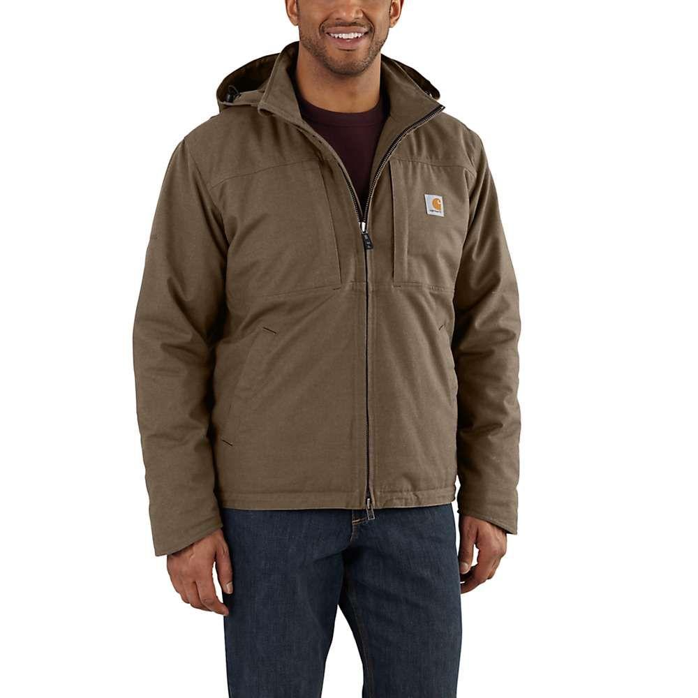 カーハート Carhartt メンズ ジャケット アウター【full swing cryder jacket】Canyon Brown