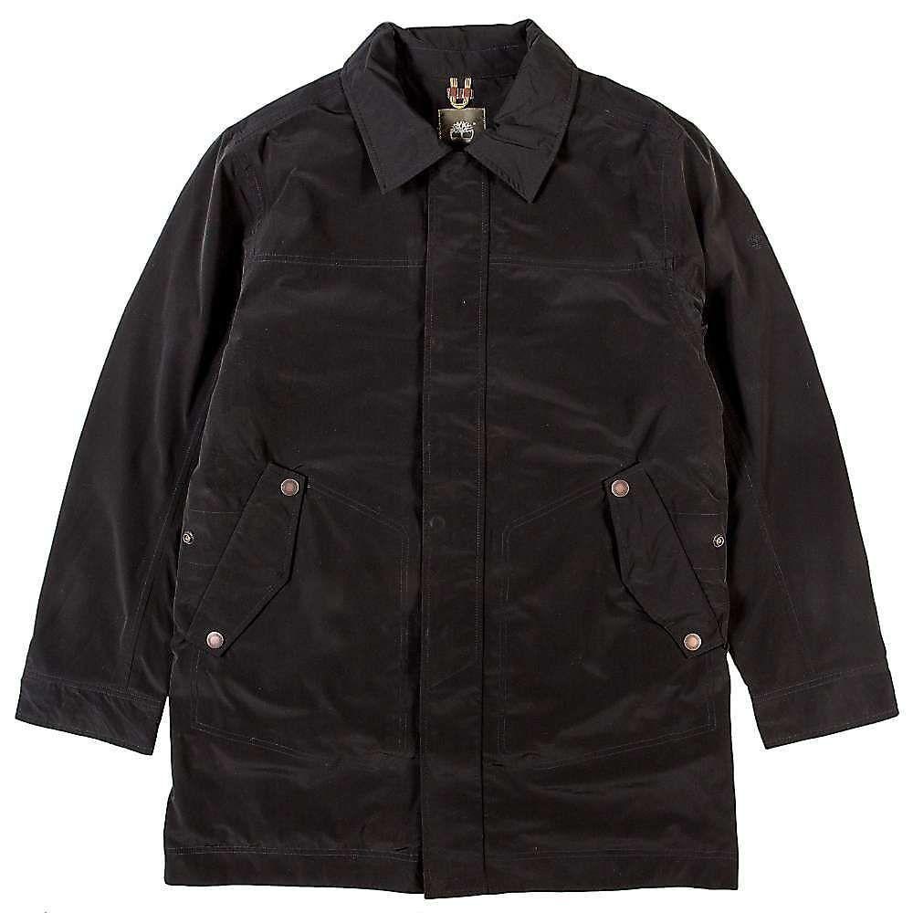 ティンバーランド Timberland Apparel メンズ コート アウター【timberland burke mountain mac coat】Black