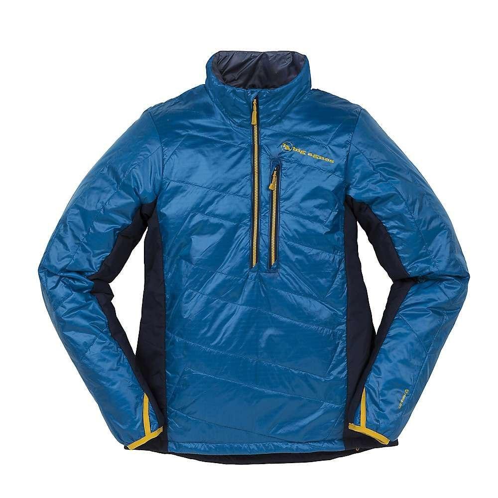 ビッグアグネス Big Agnes メンズ ジャケット アウター【dome peak pullover jacket】Blue/Navy
