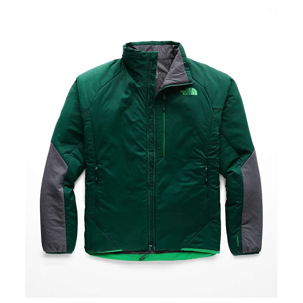 ザ ノースフェイス The North Face メンズ ジャケット アウター【ventrix jacket】Botanical Garden Green/Vanadis Grey
