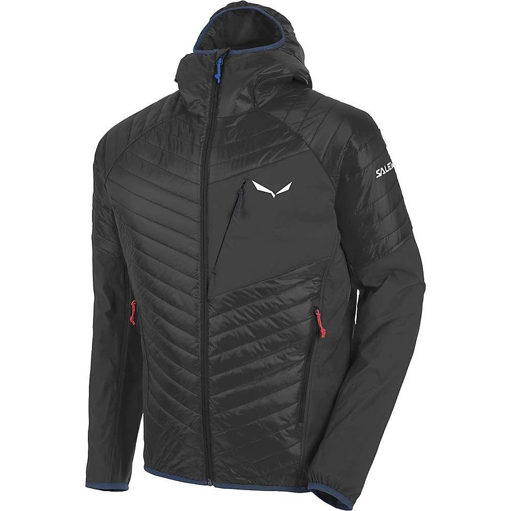 サレワ Salewa メンズ ジャケット アウター【ortles hybrid 2 prl jacket】Black Out
