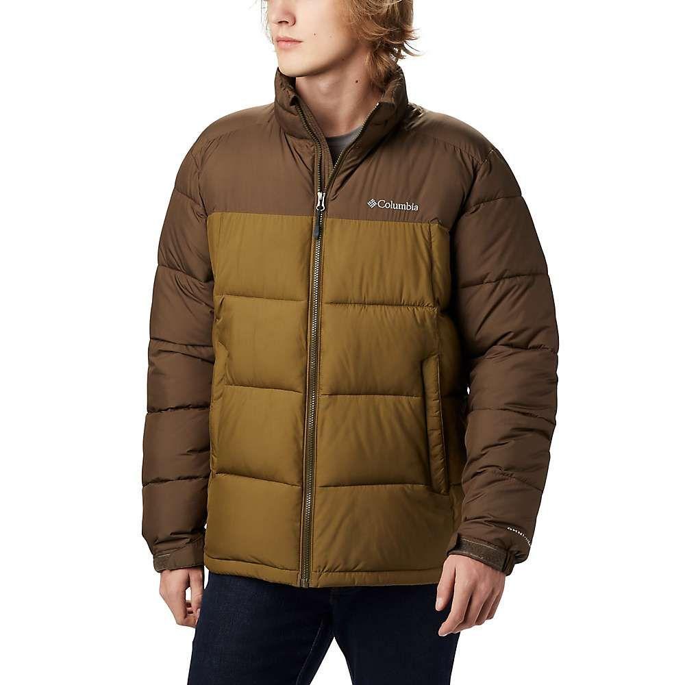 コロンビア Columbia メンズ ジャケット アウター【pike lake jacket】Olive Brown/Olive Green