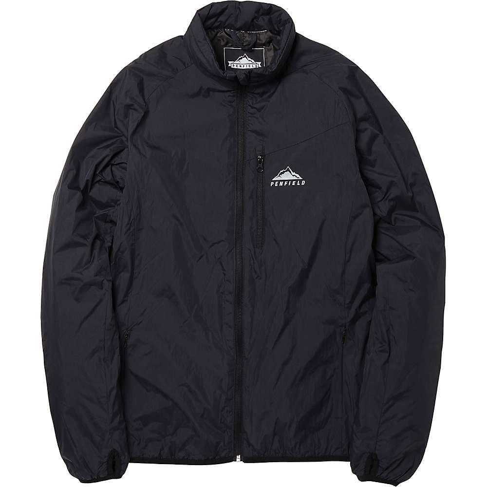 ペンフィールド Penfield メンズ ジャケット アウター【nashua jacket】Black