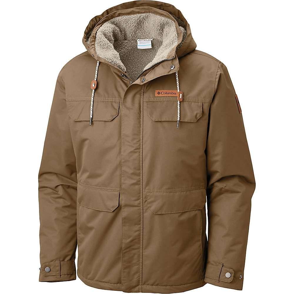 コロンビア Columbia メンズ ジャケット アウター【south canyon lined jacket】Delta