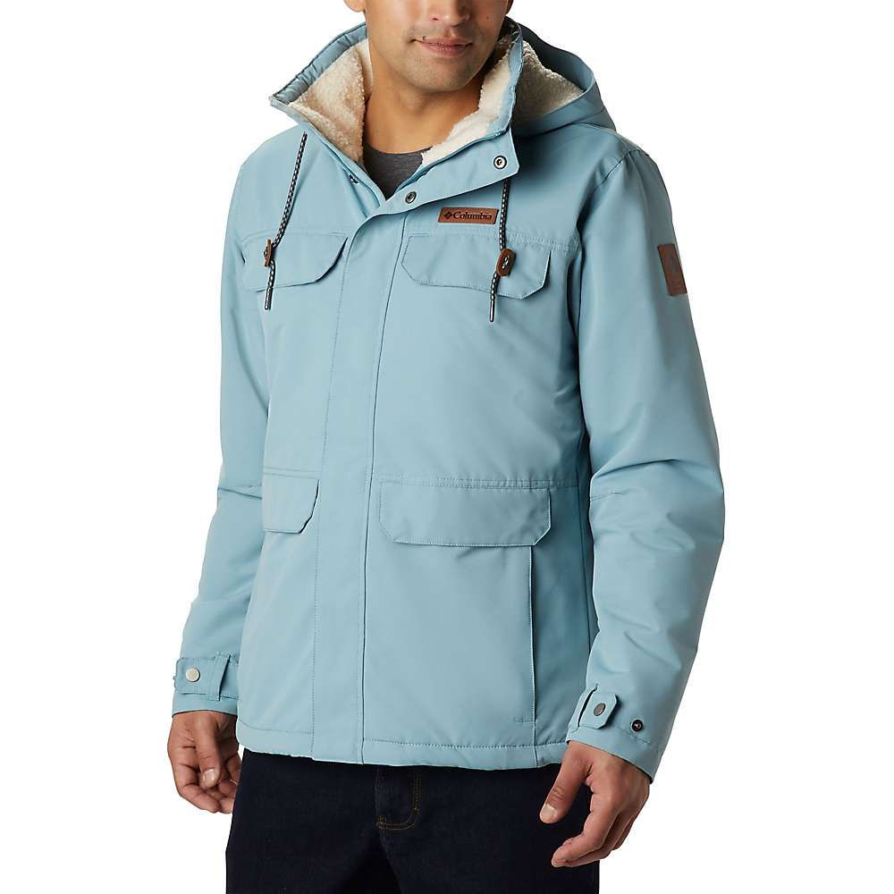 コロンビア Columbia メンズ ジャケット アウター【south canyon lined jacket】Storm