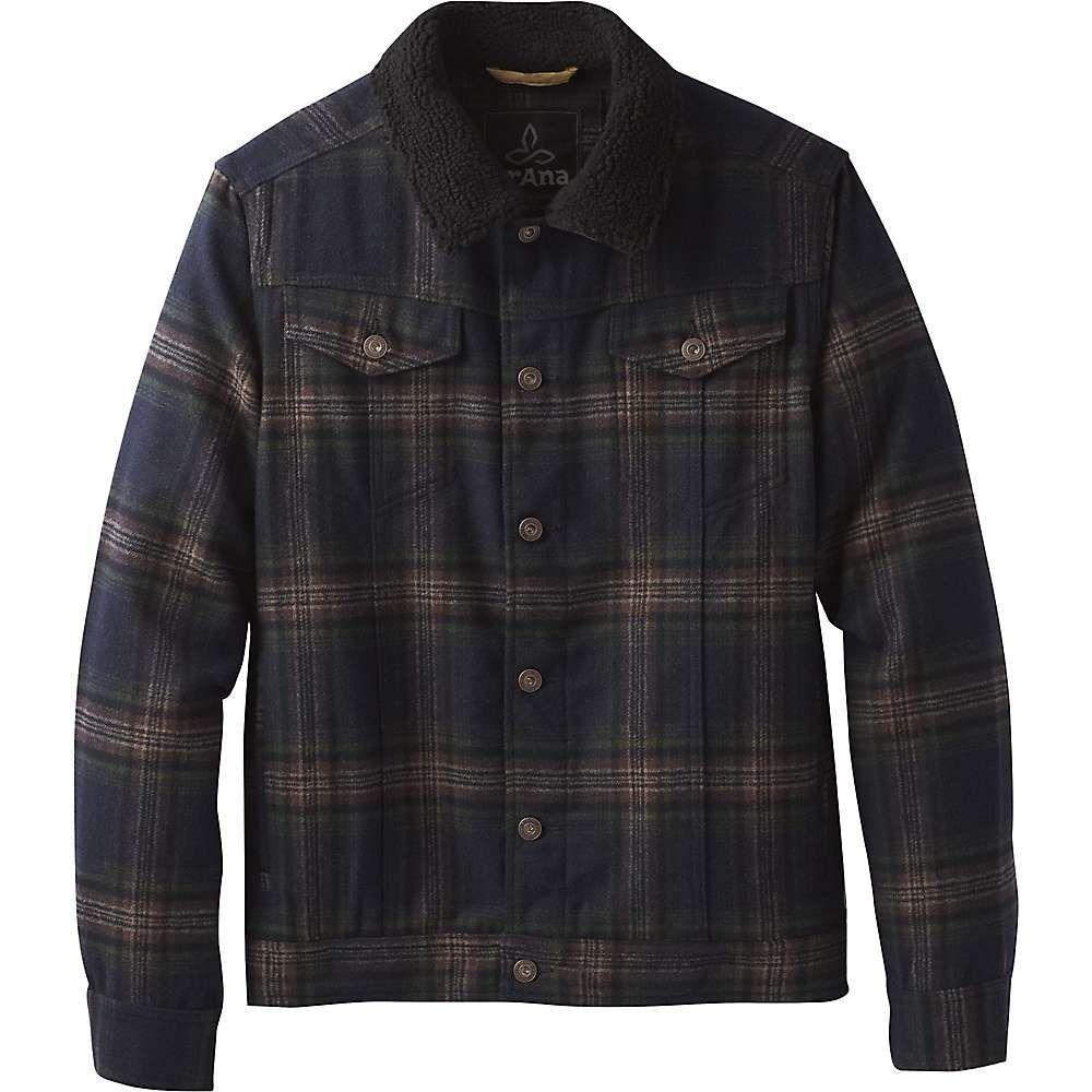 プラーナ Prana メンズ ジャケット アウター【pinnacle jacket】Black