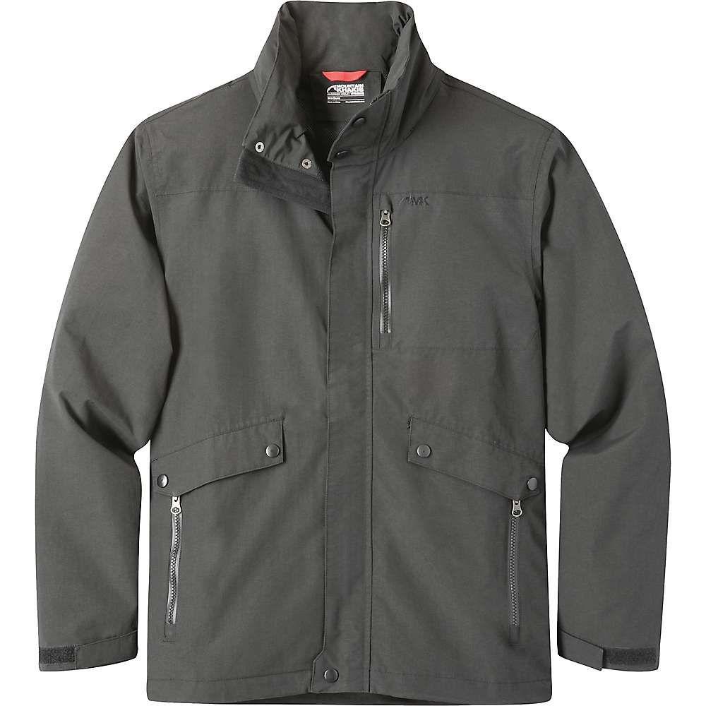 マウンテンカーキス Mountain Khakis メンズ コート アウター【cache creek coat】Black