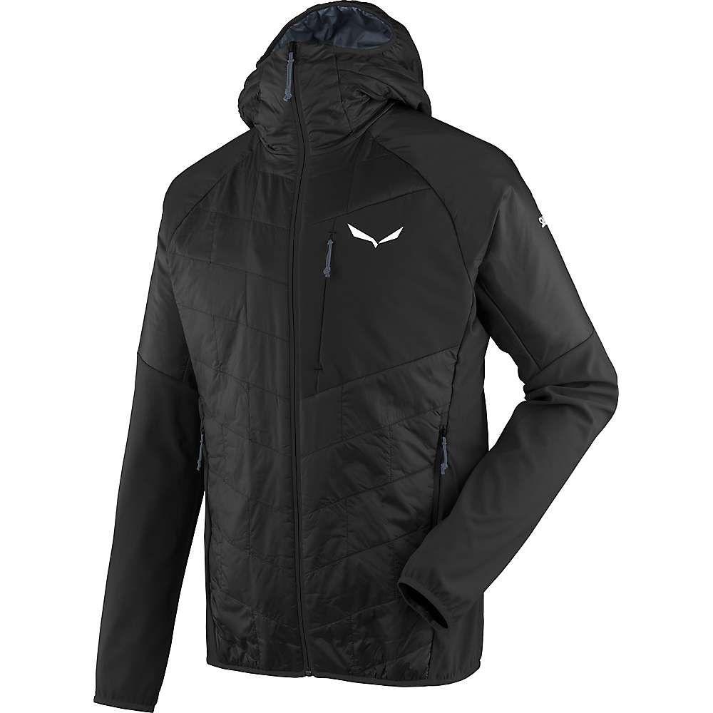 サレワ Salewa メンズ ジャケット アウター【ortles hybrid tw clt jacket】Black Out