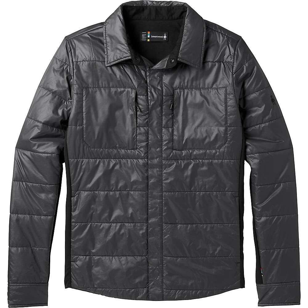 スマートウール Smartwool メンズ ジャケット シャツジャケット アウター【smartloft 60 shirt jacket】Graphite