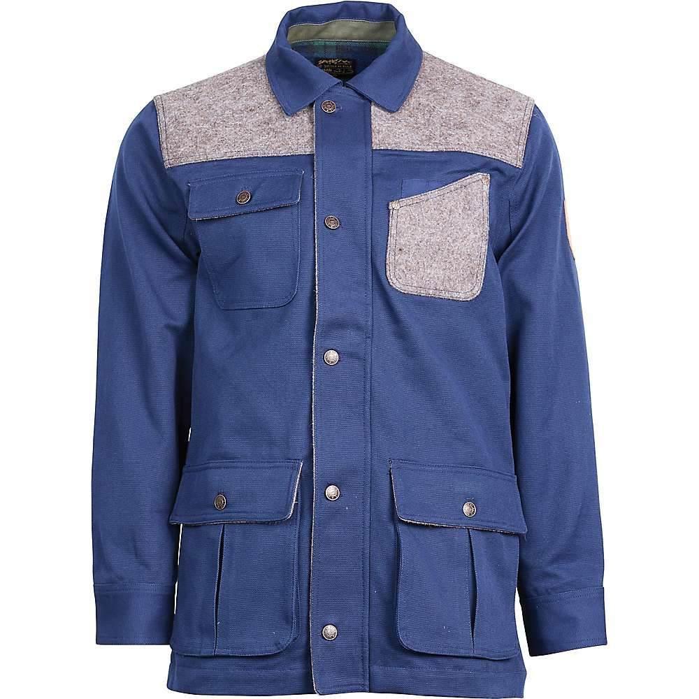 ユナイテッドバイブルー United By Blue メンズ ジャケット アウター【bison utility jacket】Navy