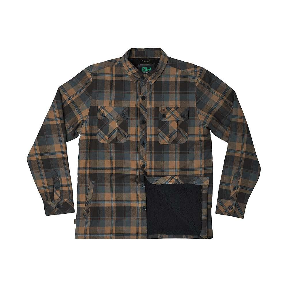 ヒッピーツリー HippyTree メンズ ジャケット アウター【manitoba jacket】Brown