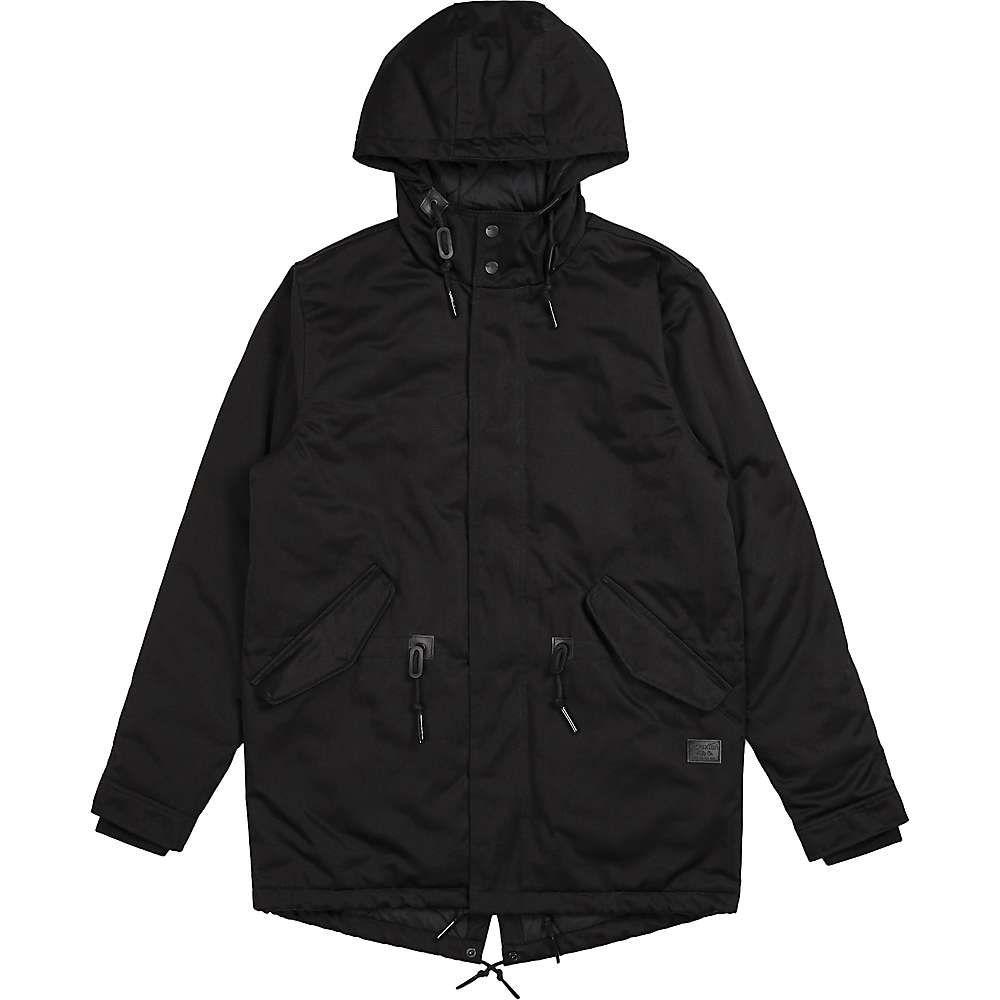 ブリクストン Brixton メンズ ジャケット アウター【monte jacket】Black/Black
