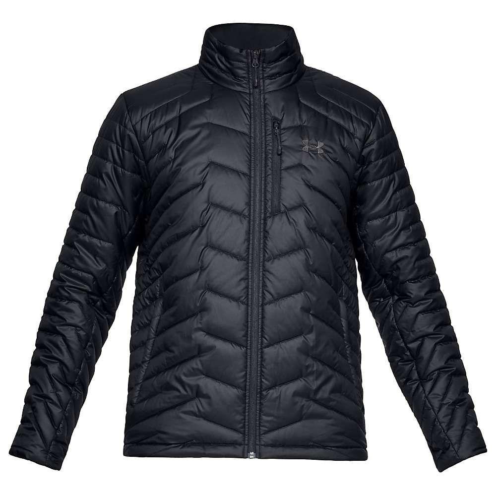アンダーアーマー Under Armour メンズ ジャケット アウター【coldgear reactor jacket】Black/Charcoal