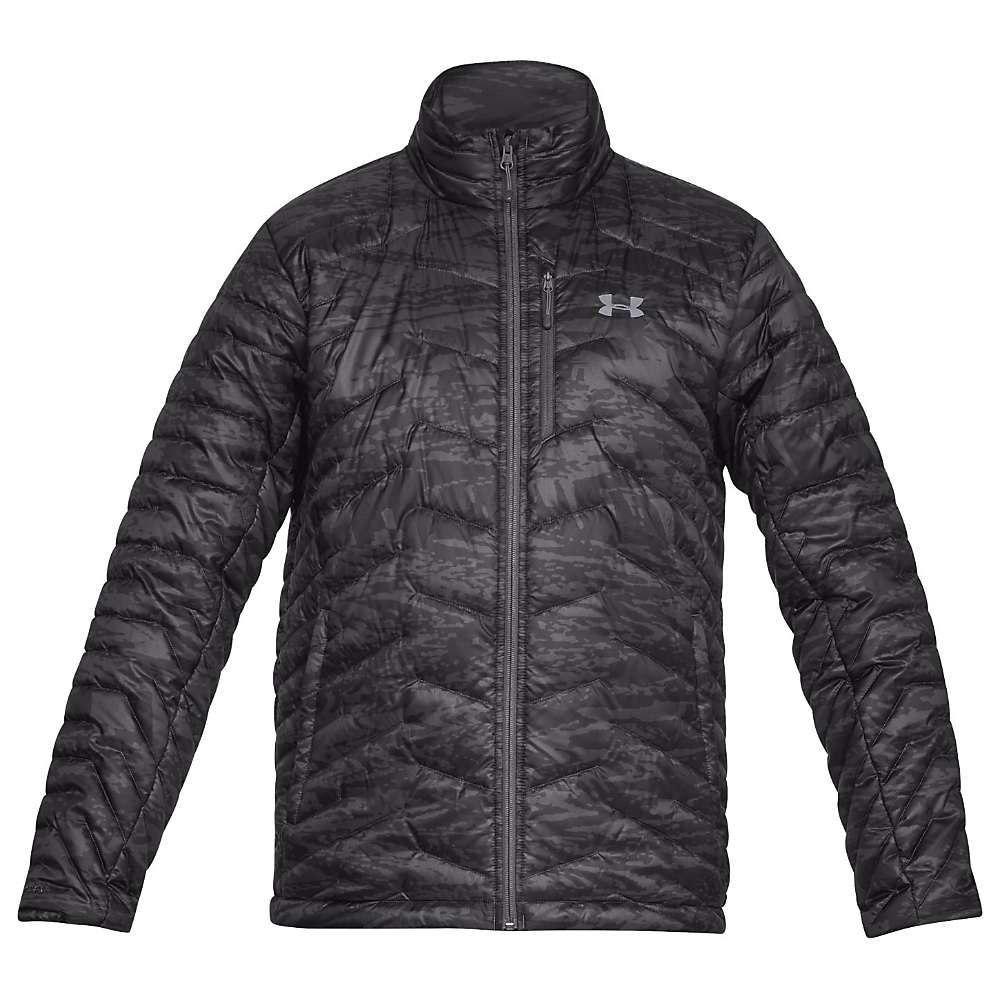 アンダーアーマー Under Armour メンズ ジャケット アウター【coldgear reactor jacket】Charcoal/Steel