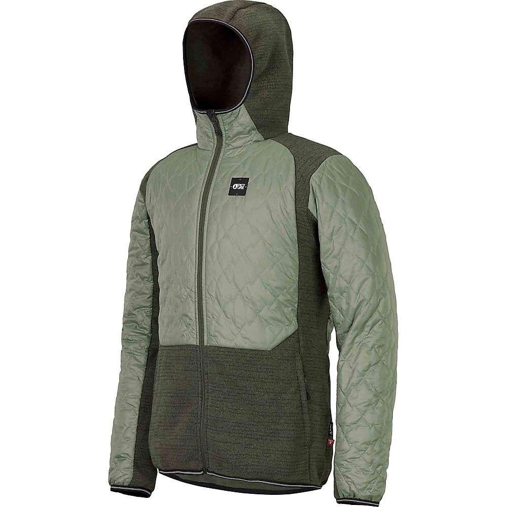 ピクチャー Picture メンズ ジャケット アウター【infuse jacket】Dark Army Green