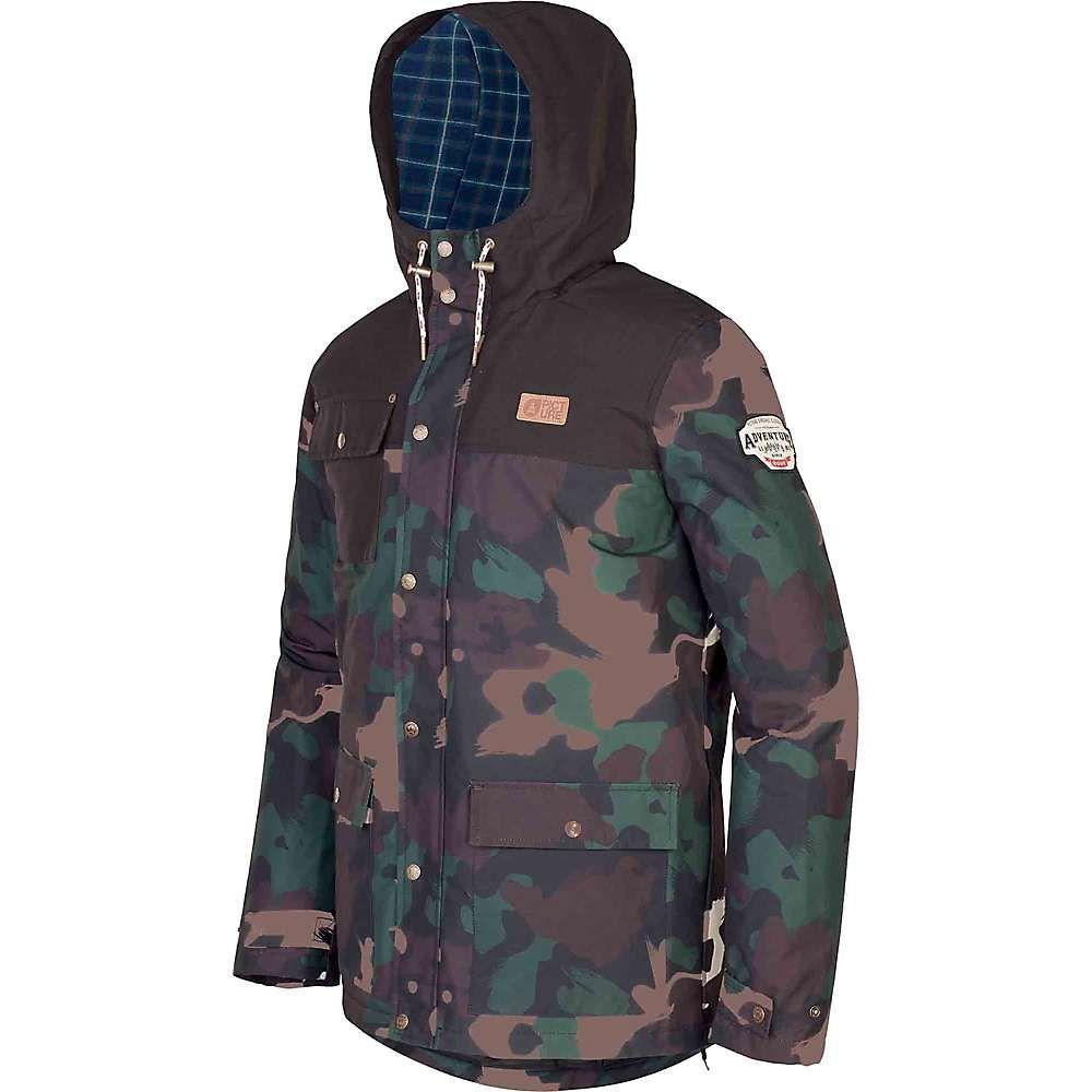 ピクチャー Picture メンズ ジャケット アウター【jack jacket】Camo