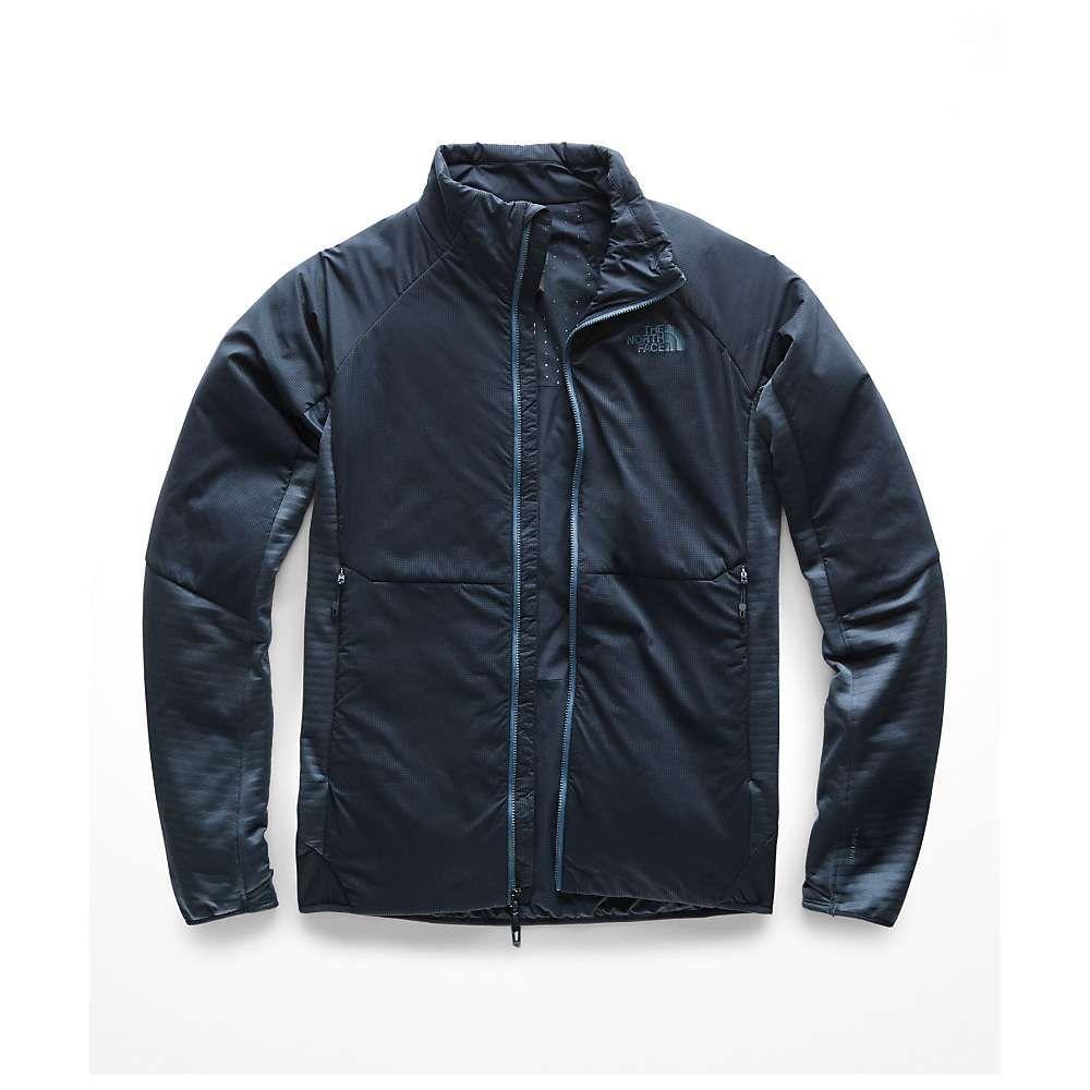 ザ ノースフェイス The North Face メンズ フリース トップス【ventrix lt fleece hybrid jacket】Urban Navy/Shady Blue