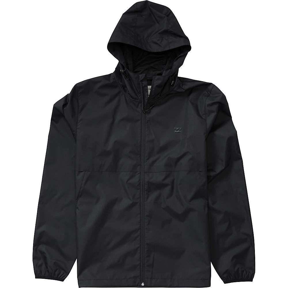 ビラボン Billabong メンズ ジャケット ウィンドブレーカー アウター【transport windbreaker】Black