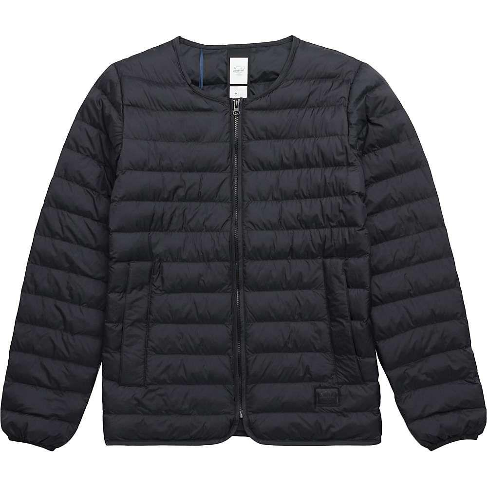 ハーシェル サプライ Herschel Supply Co メンズ ジャケット アウター【featherless liner】Black