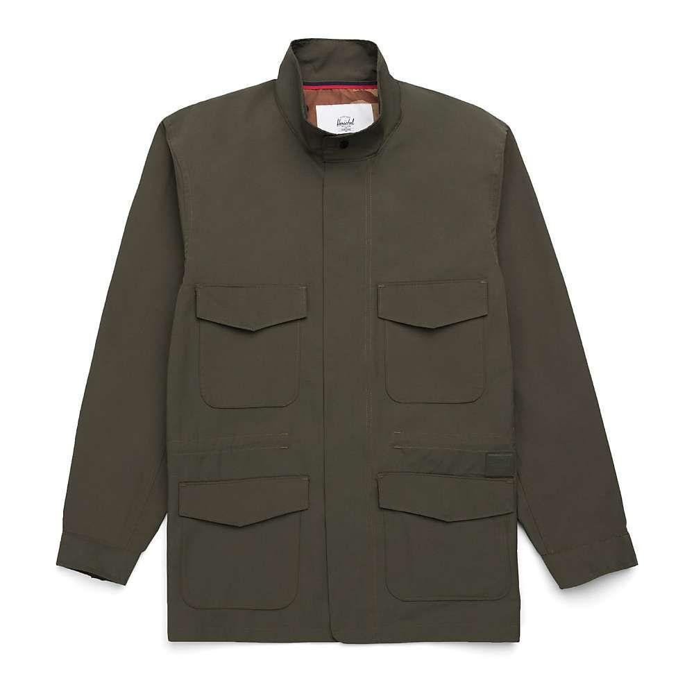 ハーシェル サプライ Herschel Supply Co メンズ ジャケット アウター【field jacket】Dark Olive