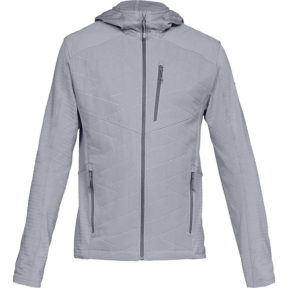 アンダーアーマー Under Armour メンズ ジャケット アウター【ua coldgear exert jacket】Mod Gray/Pitch Gray