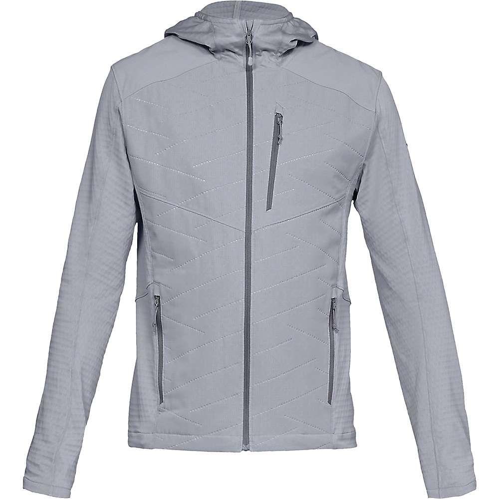 アンダーアーマー Under Armour メンズ ジャケット アウター【ua coldgear exert jacket】Mod Gray/Pitch Gray
