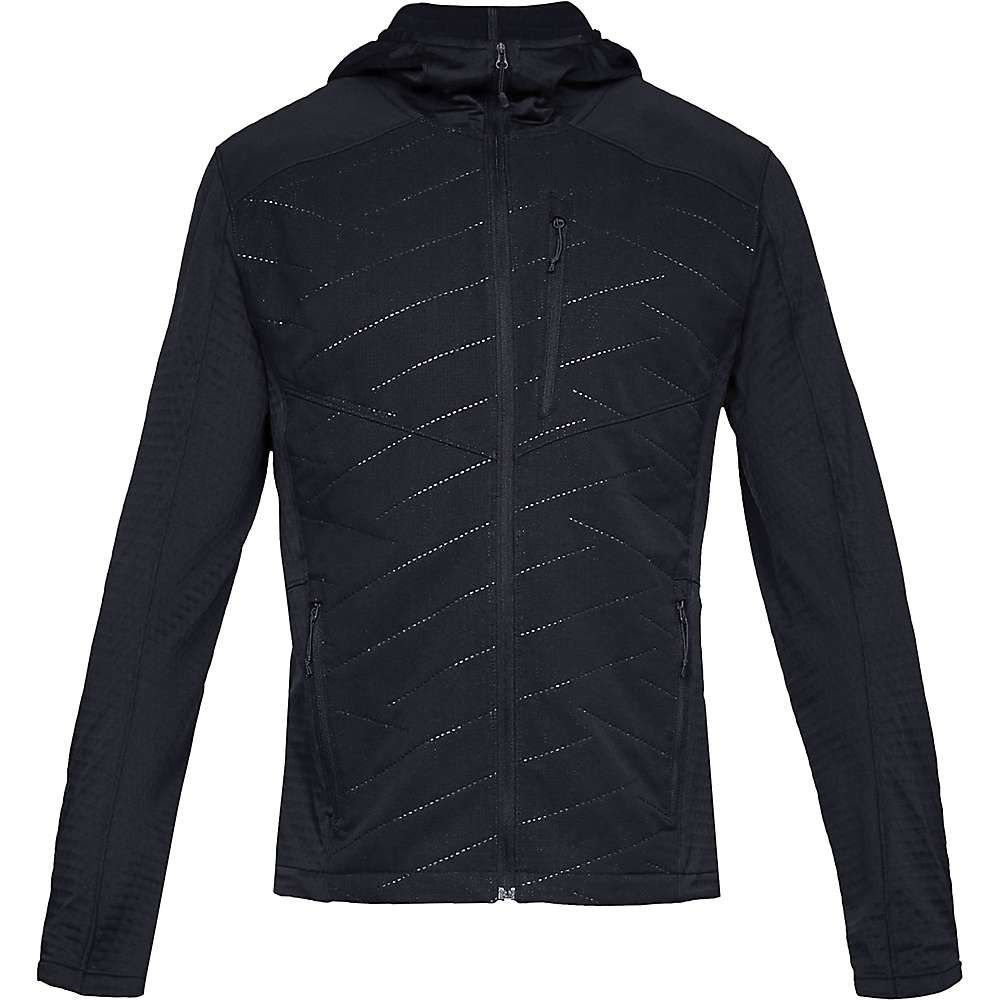 アンダーアーマー Under Armour メンズ ジャケット アウター【ua coldgear exert jacket】Black/Pitch Gray