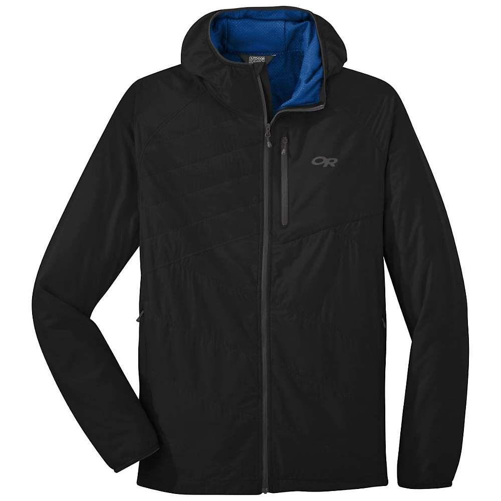 アウトドアリサーチ Outdoor Research メンズ ジャケット フード アウター【refuge air hooded jacket】Black