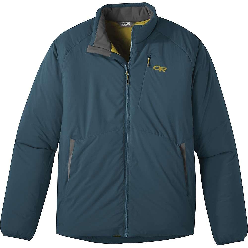 アウトドアリサーチ Outdoor Research メンズ ジャケット アウター【refuge jacket】Prussian Blue