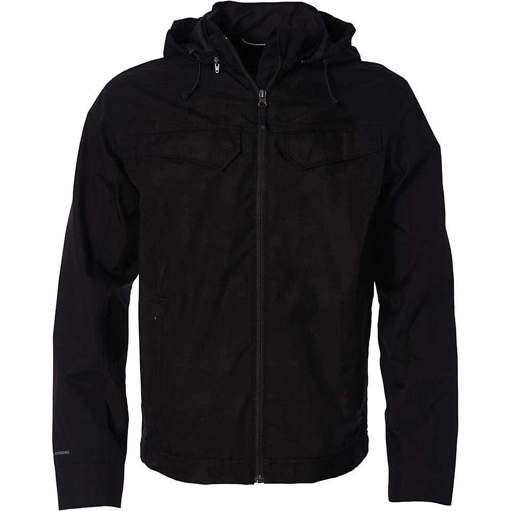 ロイヤルロビンズ Royal Robbins メンズ ジャケット アウター【ultimate travel jacket】Jet Black
