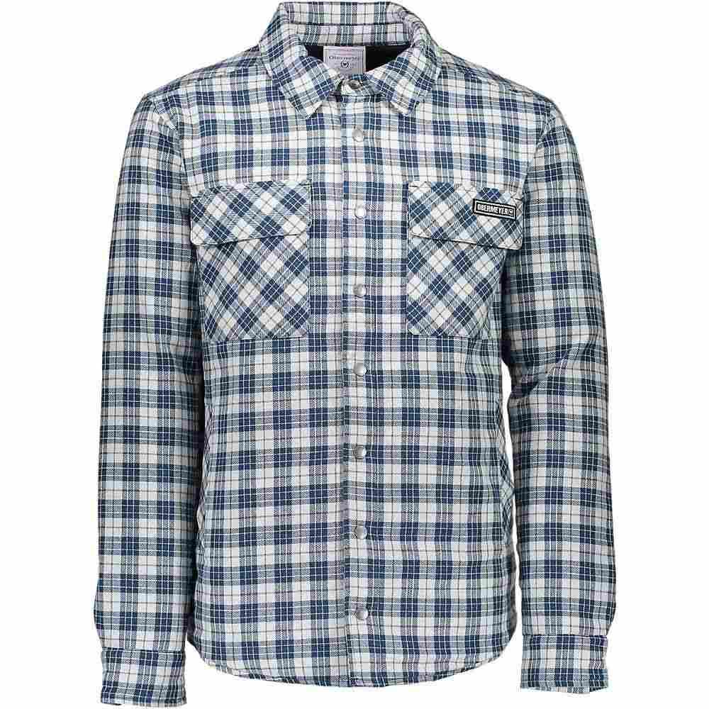 オバマイヤー Obermeyer メンズ ジャケット アウター【avery flannel jacket】Icy Mey Plaid