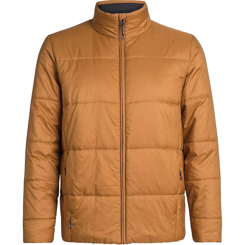 アイスブレーカー Icebreaker メンズ ジャケット アウター【collingwood jacket】Tawny