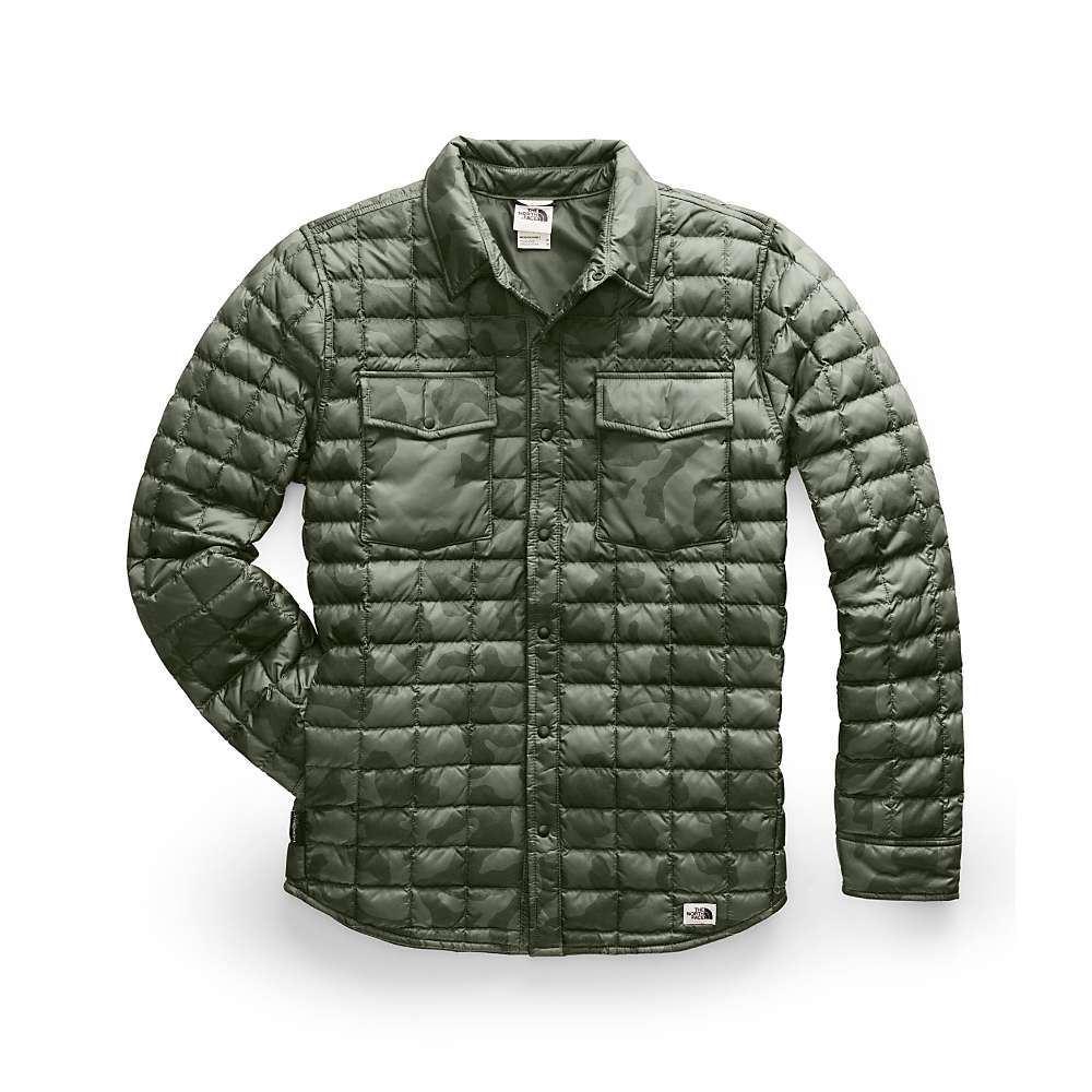 ザ ノースフェイス The North Face メンズ ジャケット アウター【thermoball eco snap jacket】New Taupe Green Oversized Camo Print