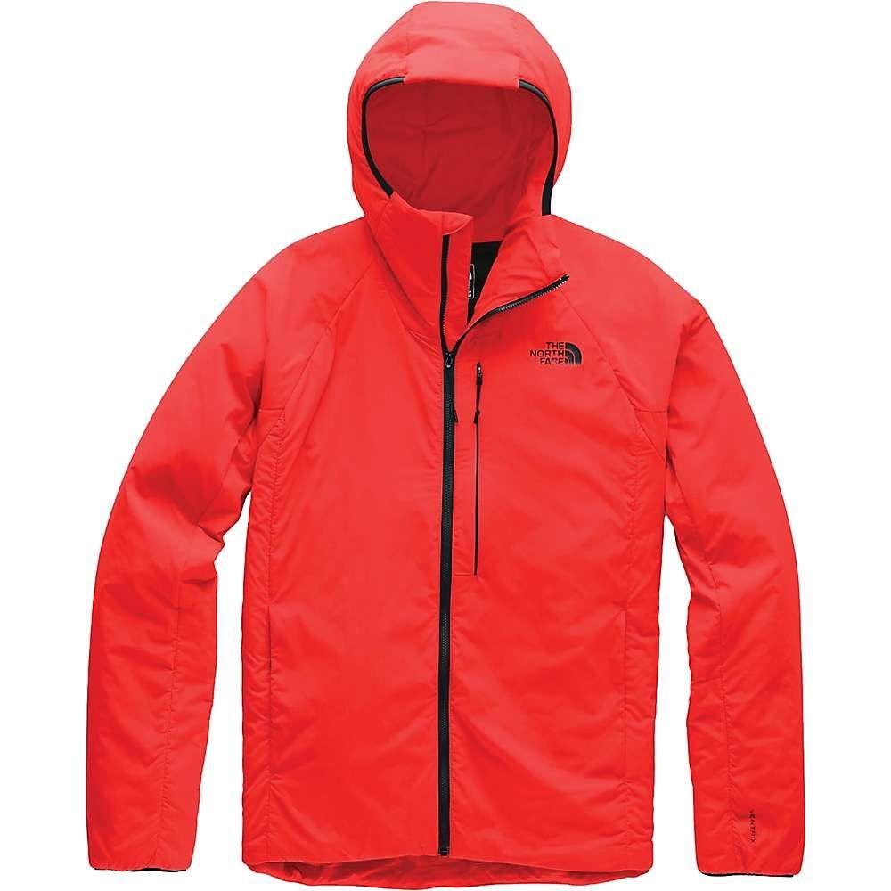 ザ ノースフェイス The North Face メンズ ジャケット アウター【ventrix hoodie】Fiery Red